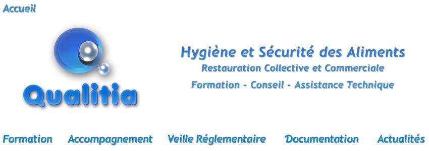 Qualitia hygi ne des aliments restauration collective for Formation restauration collective